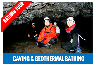 Geothermal bathing tour