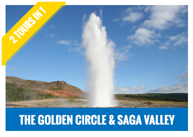 Golden Circle & Saga Valley