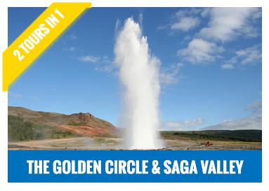 Golden Circle & Saga Valley