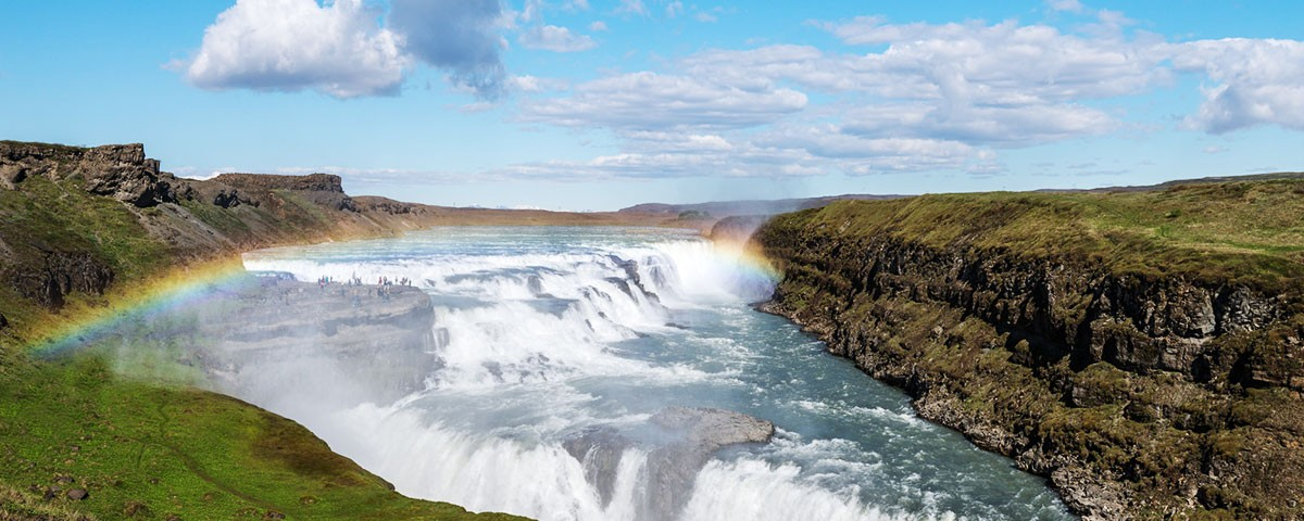 The Golden Circle in Iceland