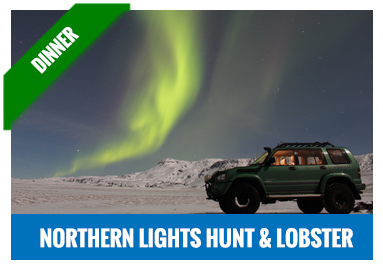 The Northern Lights and Lobster