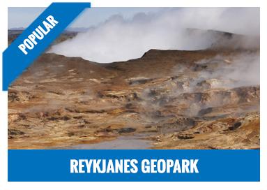 Reykjanes Geopark jeep tour