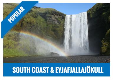 South Coast and eyjafjallajokull 4x4 jeep tour
