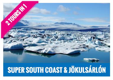 Super South Coast & Glacier Lagoon