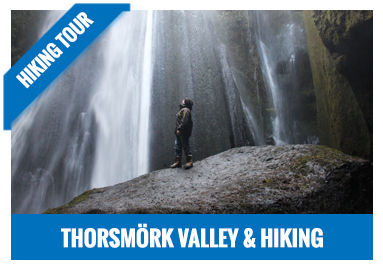 Hiking in Thorsmork